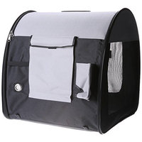 Ware Manufacturing Nylon Canvas Critter Travel Home Small Pet Carrier