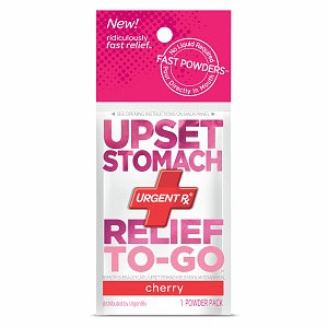UrgentRx Upset Stomach Relief to Go Powders