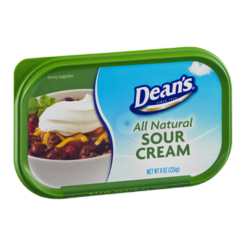 Dean's All Natural Sour Cream