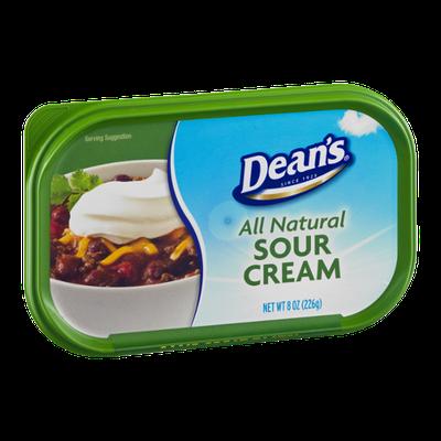 Dean's All Natural Sour Cream
