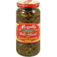 Mezzetta Deli Sliced Hot Jalapeno Peppers