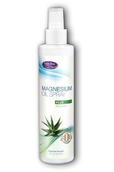 Magnesium Oil w/Aloe Vera Spray Life Flo Health Products 8 oz Spray