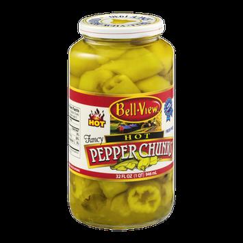 Bell-View Pepper Chunks Hot