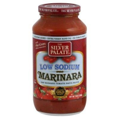 Silver Palate Sp Low Sodium Marinara 25.00 OZ(Pack of 6)