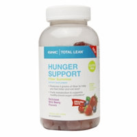 Gnc Total Lean GNC Total Lean Hunger Support Fiber Gummies, Wild Berry, 90 ea