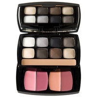 NYX Cosmetics One Night in Morocco Matte Smokey Look Kit Palette 8 Eye Shadows, 4 Lip Colors, 1 Makeup Base