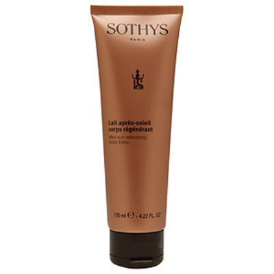 Sothys Paris After Sun Refreshing Body Lotion, 4.22 fl oz