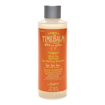 theBalm timeBalm Skincare Carrot Oil-Free Eye Make-up remover