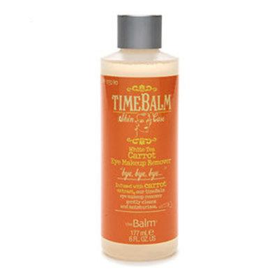 theBalm timeBalm Skincare Carrot Oil-Free Eye Make-up remover