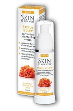 Kukui Glow Corrective Brightening Cream Skin by Ann Webb 1 oz Cream