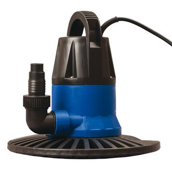 Swim Time Dredger 1250 GPH In-ground Winter Cover Pump with Base
