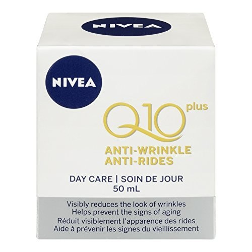 Nivea VISAGE SPF 15 Anti Ageing Q10 Plus Day Cream