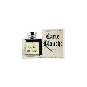 Eclectic Collections Carte Blanche Eau de Parfum Spray for Men, 3.4 Ounce