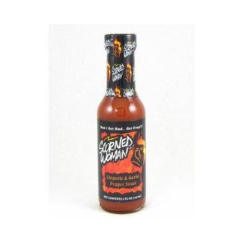 Scorned Woman Chipotle and Garlic Hot Sauce 5oz