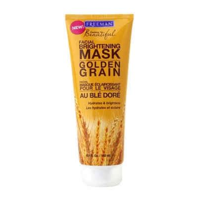 Freeman Feeling Beautiful Facial Brightening Mask Golden Grain