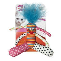 Nylabone Cat Play Crinkle & Rattle Floppy Fred