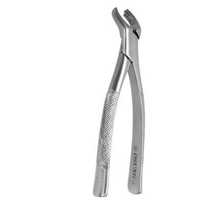 Osung FX17 Dental Extraction Forceps for Lower Molars