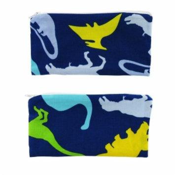 Itzy Ritzy Snack Happens Mini Re-Usable Snack Bag, Dino-Mite, 1 ea