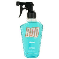 Bod Man Player By Parfums De Coeur Body Spray 8 Oz For Men