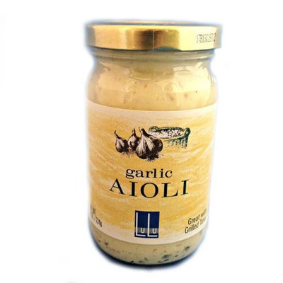 Gourmet Goods To You Garlic Aioli Restaurant Lulu 8oz
