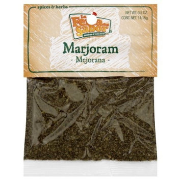 La Fuerza Marjoram, 0.5-Ounce (Pack of 12)