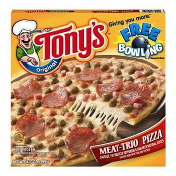 Tony's Original Meat-Trio Pizza 14.1-oz.