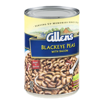 The Allens Blackeye Peas with Bacon