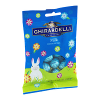Ghirardelli Chocolate Milk Chocolate Eggs