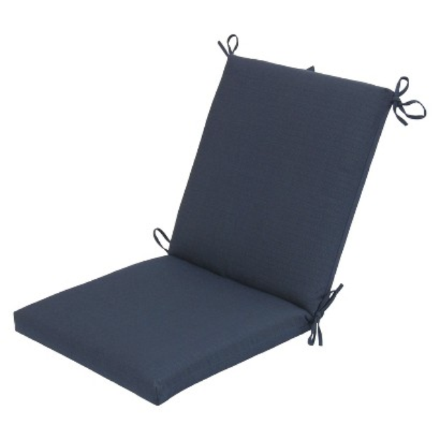 Threshold Outdoor Chair Cushion - Navy