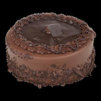 The Bake Shop Cake Belgian 5 Chocolate 7
