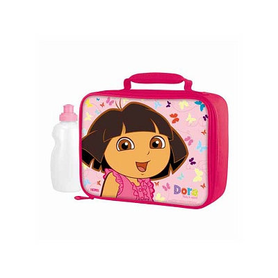 Thermos Dora the Explorer Soft Lunch Kit