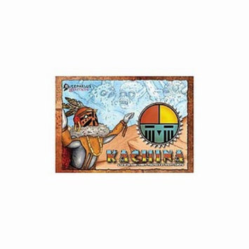 Bucephalus Games Kachina Ages 8 and up, 1 ea