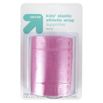 up & up up&up Kids' Elastic Athletic Wrap