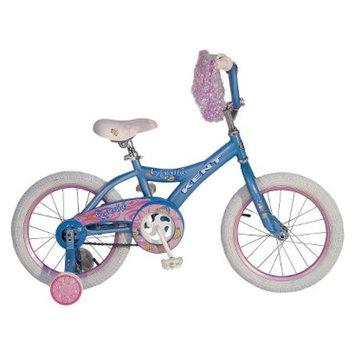 Kent International Kent Girls Cupcake Bike Blue (16