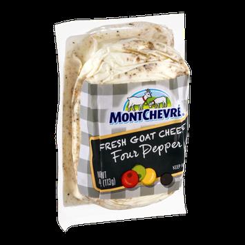 Montchevre Fresh Goat Cheese Four Pepper