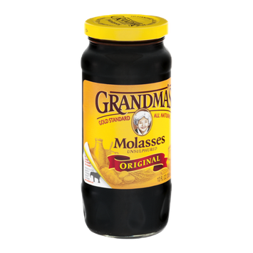 Grandma's All Natural Unsulphured Molasses Original