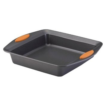 Rachael Ray Square Baking Pan - Orange (9