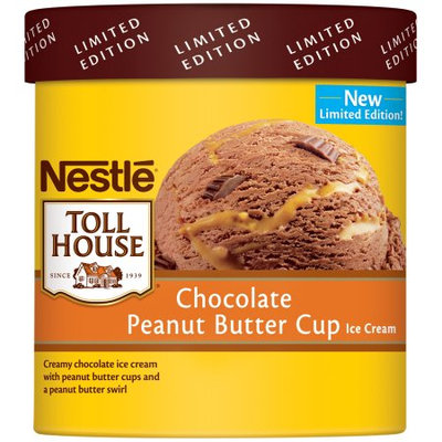 Nestlé® Toll House® Chocolate Peanut Butter Cup Ice Cream