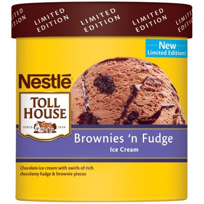 Nestlé® Toll House® Brownies 'n Fudge Ice Cream
