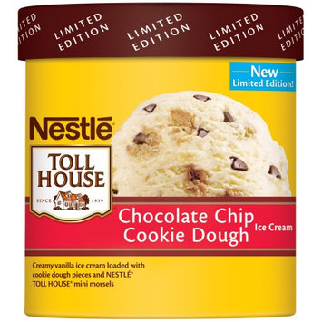Nestlé® Toll House® Chocolate Chip Cookie Dough Ice Cream