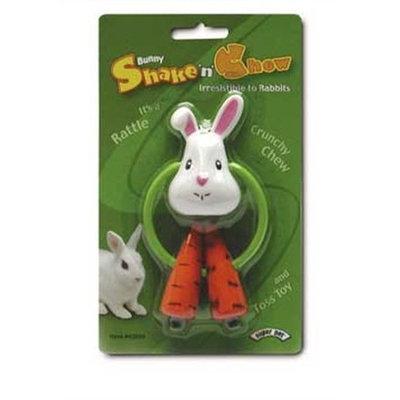 Super Pet Rabbit Bunny Shake N Chew Toy