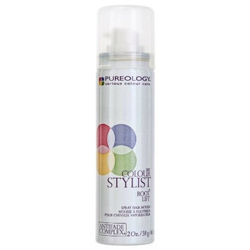 Pureology Root Lift Spray Unisex Mousse, 2 Ounce
