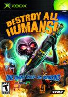Pandemic Studios Destroy All Humans