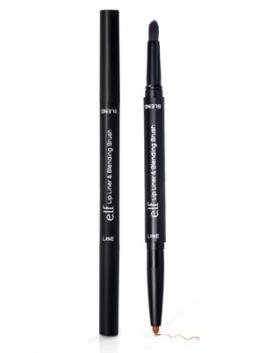E.L.F. Studio Lip Liner & Blending Brush Fuschia