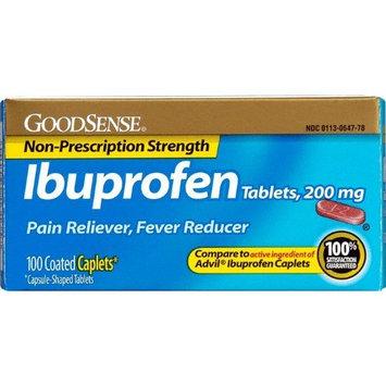 Good Sense Ibuprofen 200 Mg Caplets Case Pack 24