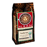 Sun Coffee Roasters Vanilla Nut Freshly Roasted Coffee