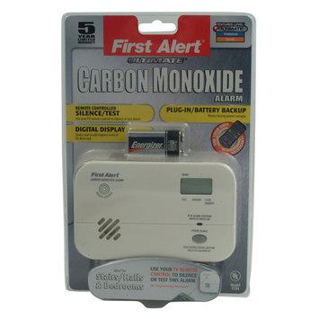 First Alert Digital Carbon Monoxide Detector