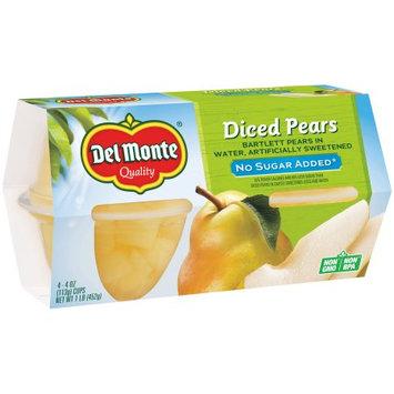 Del Monte® California Diced Pears No Sugar Added