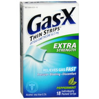 Gas-X Thin Strips