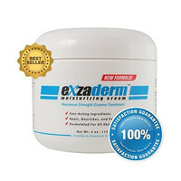 Exzaderm - Eczema Remedy Moisturizing Cream - Fast Acting Skin Moisturizer - Over the Counter Eczema Treatment for Fast Relief